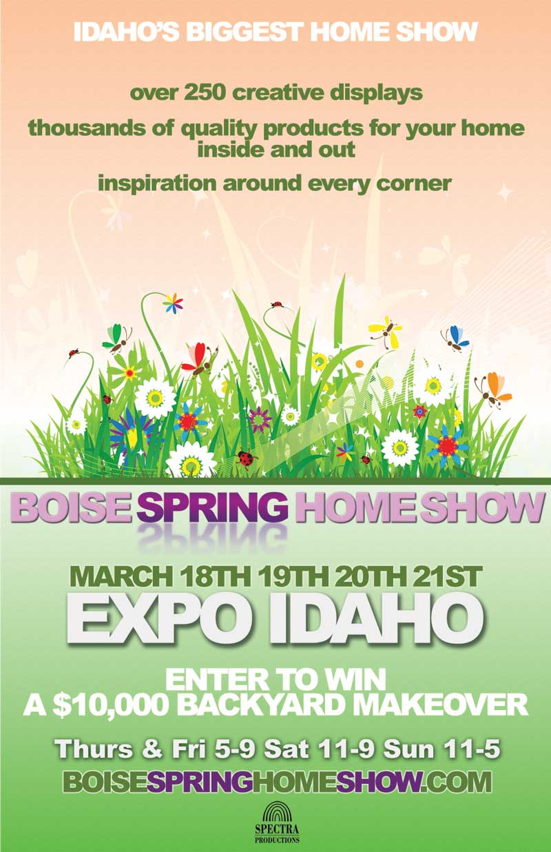 Boise Spring Home and Garden Show